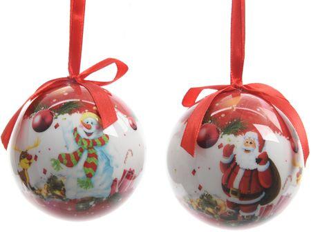 Kaemingk Božični okraski barvne krogle, darilno pakiranje 7 kosov