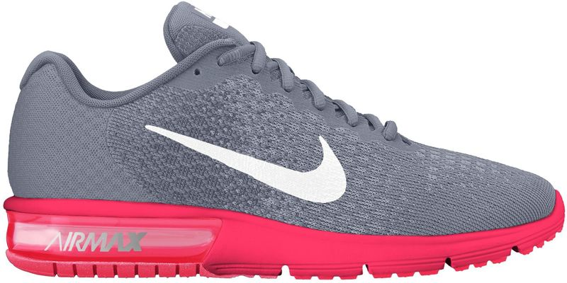 Nike Air Max Sequent 2 Running Shoe 38.5