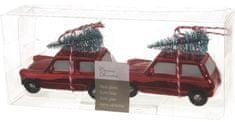 Kaemingk Dekorativni okraski avto, 2 kosa