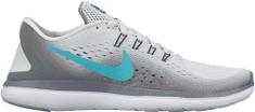 Nike ženski tekaški copati Flex 2017 RN, sivi