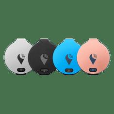 TrackR bravo - 4-Pack - černý / stříbrný / modrý / Rose Gold