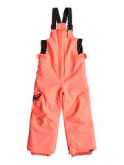 Roxy smučarske hlače Lola, oranžne