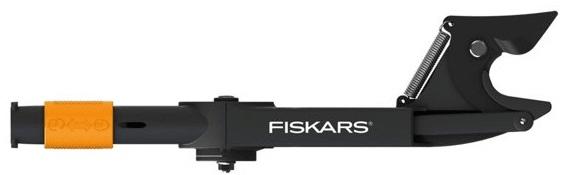 Fiskars Univerzální nůžky QuikFit + teleskopická násada M