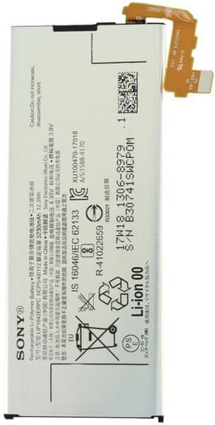 Sony baterie 1306-8979 (Sony G8142 Xperia XZ premium), 3230 mAh, Li-Ion, Service Pack