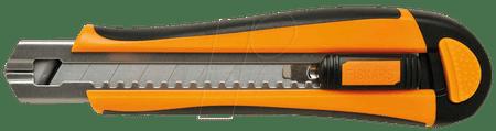 Fiskars nóż z łamanym ostrzem 18 mm