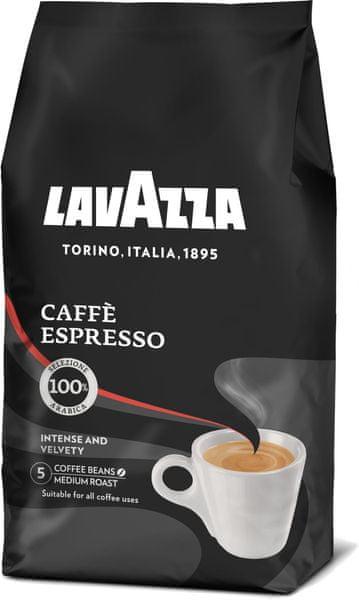 Lavazza Caffé ESPRESSO 100% ARABICA 1kg zrnková