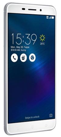 Asus GSM telefon Zenfone 3 Laser, srebrn