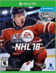 EA Games NHL 18 XBOX One