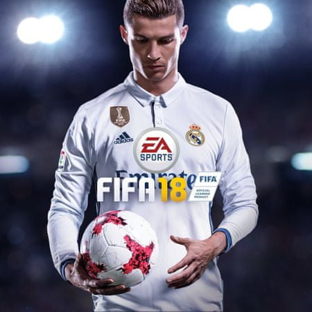 EA Games FIFA 18 2200 FIFA POINTS (CIAB) PC - izid igre 29.9.2017