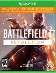 EA Games Battlefield 1 Revolution Edition / Xbox One