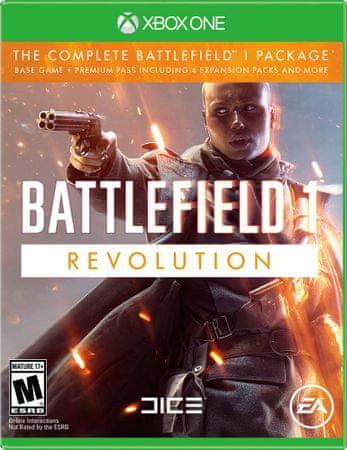 EA Games Battlefield 1 Revolution Editition / Xbox One