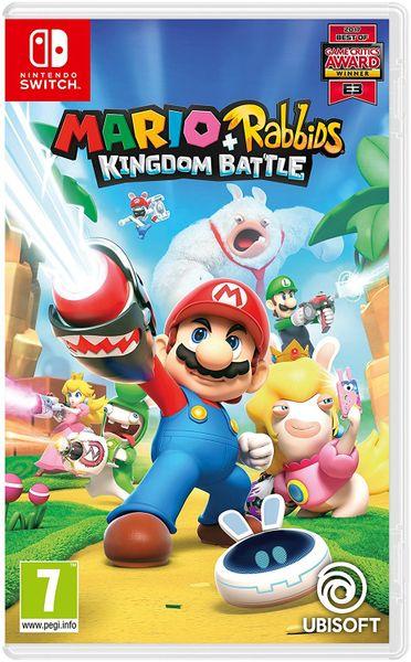 Nintendo Mario + Rabbids Kingdom Battle / Switch