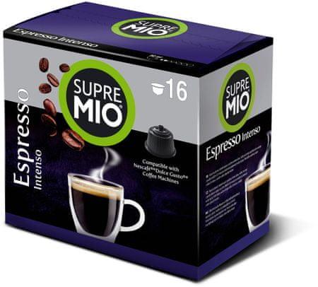 SupreMio Espresso Intenso 16x7g
