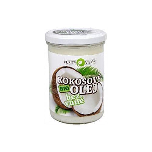 Purity Vision BIO Kokosový olej bez vůně (Objem 900 ml)