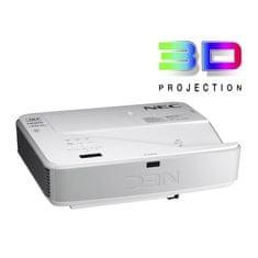 NEC projektor U321H FHD 3200A 10000:1 DLP