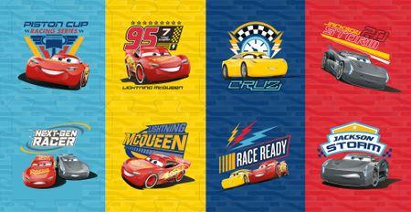 Trefl Pěnové puzzle Cars 3
