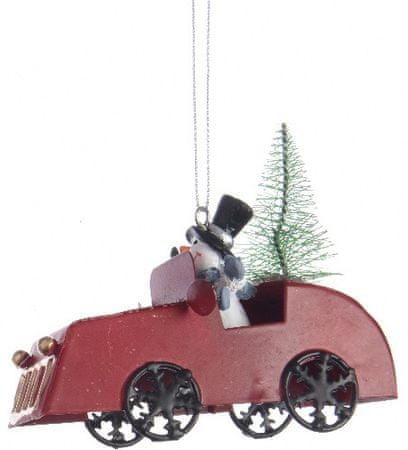 Kaemingk Božični okraski sanke
