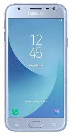 Samsung GSM telefon Galaxy J3 2017 Duos, srebrno-moder