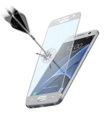 CellularLine zaštitno staklo Capsule za Samsung Galaxy S7, bijelo