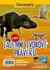 Tajemní tvorové pravěku (3DVD)   - DVD