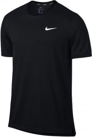 Nike moška športna majica za tenis NKCT Dry Top Team, črna, S
