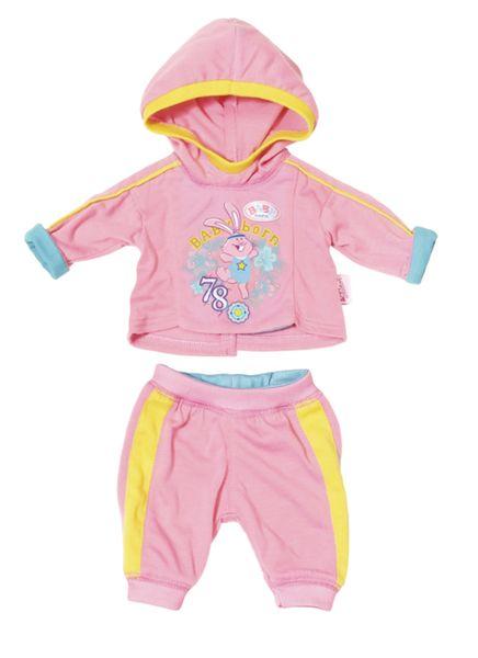 Zapf Creation BABY born® Tepláková souprava růžová