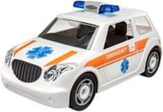 REVELL Junior Kit auto 00805 - Rescue Car (1:20)