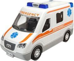 REVELL Junior Kit auto 00806 - Ambulance (1:20)