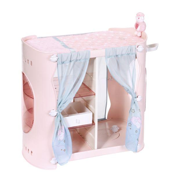 """Zapf Creation Baby Annabell® Šatní skříň 2v1 """"Sladké sny"""""""
