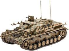 """REVELL ModelKit tank 03255 - Sd.Kfz. 167 """"StuG IV"""" (1:35)"""
