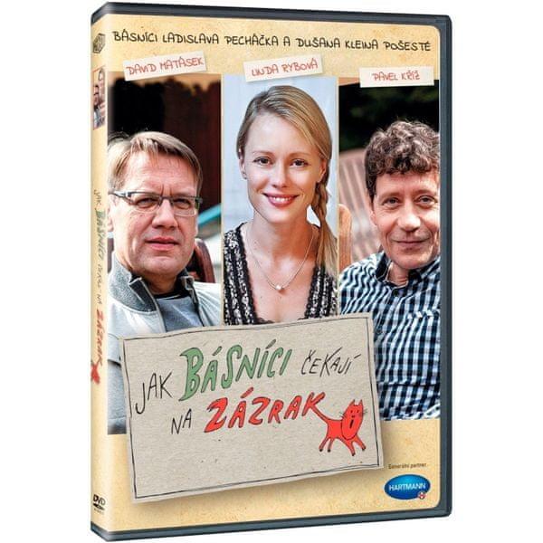 Jak básníci čekají na zázrak - DVD