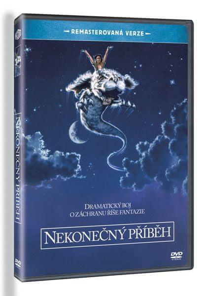 Nekonečný příběh (remasterovaná verze) - DVD