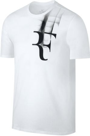 Nike koszulka tenisowa RF M NKCT TEE White L