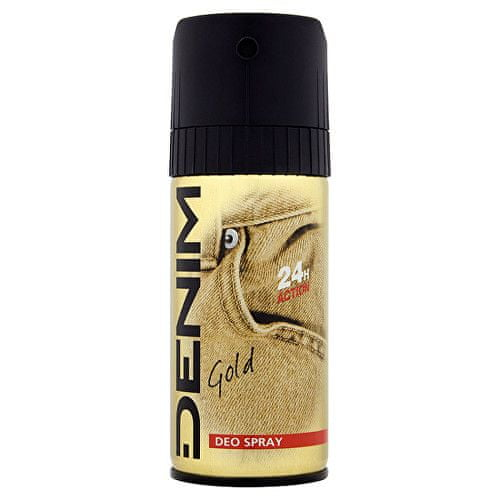 Gold - deodorant ve spreji 150 ml