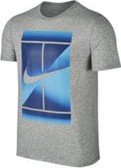 Nike koszulka tenisowa M NK DRY TEE DBL