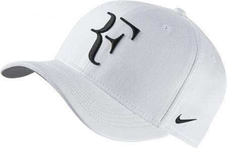 Nike kapa s ščitnikom Roger Federer NK AeroBill CLC99, bela