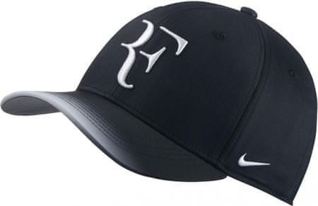 Nike kapa s ščitnikom Roger Federer NK AeroBill CLC99, črna