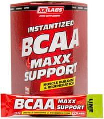 XXlabs BCAA Maxx Support 310g (30 sáčků) Pomeranč