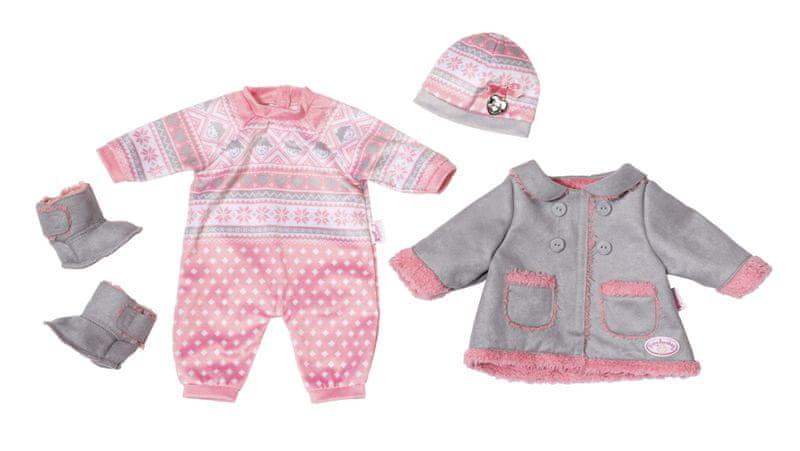 Zapf Creation Baby Annabell® Souprava na chladné dny