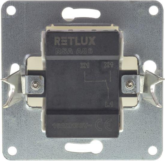 Retlux zestaw łączników RSA A01 Amy, 2 szt.