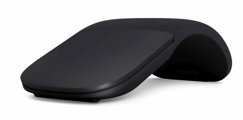 Microsoft Surface Arc Mouse, černá (ELG-00008)