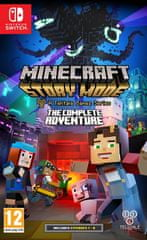 Minecraft Story Mode:The Complete Adventure / Switch