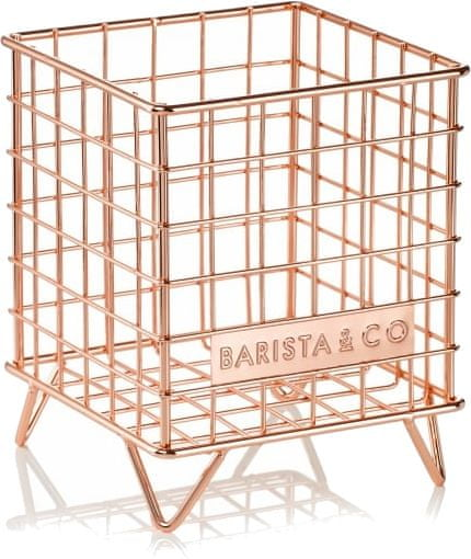 BARISTA&CO zásobník na kávové kapsle Electric Copper