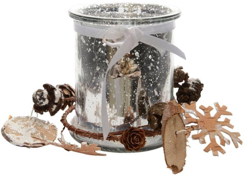 Kaemingk Svícen na čajovou svíčku