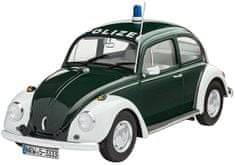 "REVELL ModelKit auto 07035 - VW Beetle ""Police"" (1:24)"