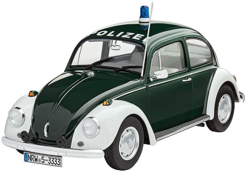 "Revell ModelKit auto 07035 - VW Beetle ""Police"" (1:24)"