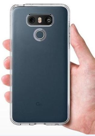 Spigen ovitek Liquid Crystal za LG G6