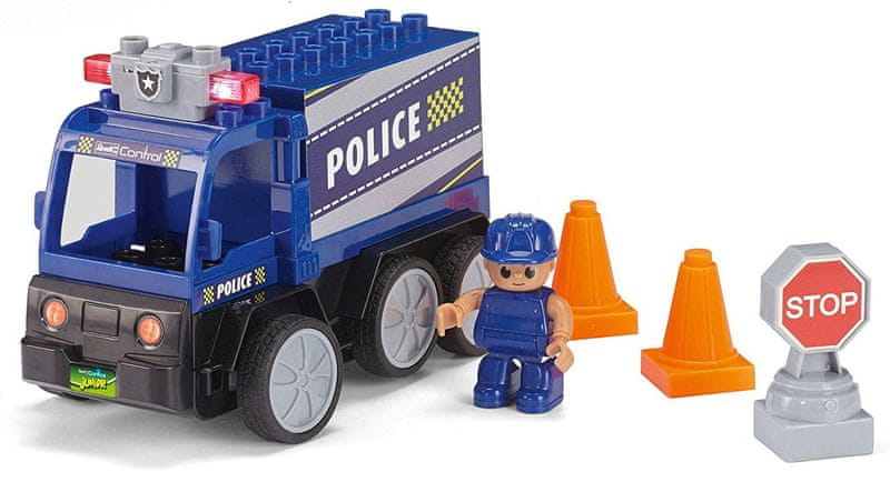 Revell Autíčko 23004 JUNIOR - Police Car