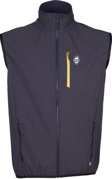 High Point Drift Vest Carbon M
