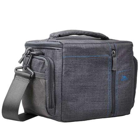 RivaCase torbica za SLR fotoaparat 7502 SLR, siva
